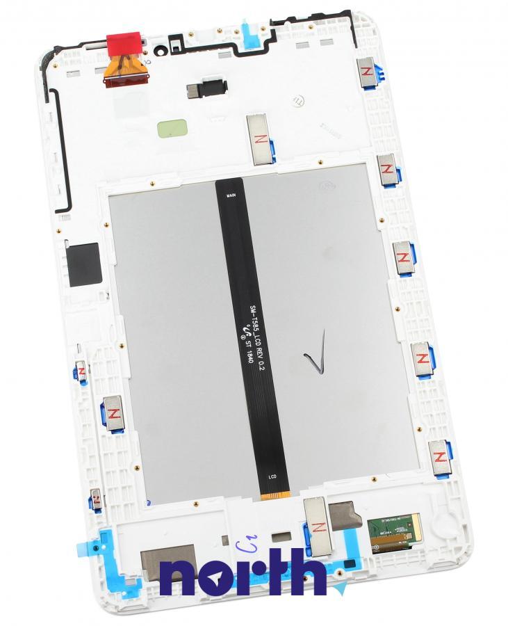 Panel dotykowy z wyświetlaczem w obudowie do tabletu SAMSUNG GH9719022B,1