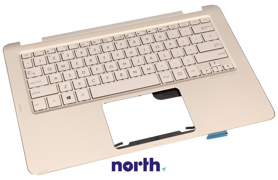Obudowa górna + klawiatura do laptopa Asus 90NB0BA1R31UI0,0