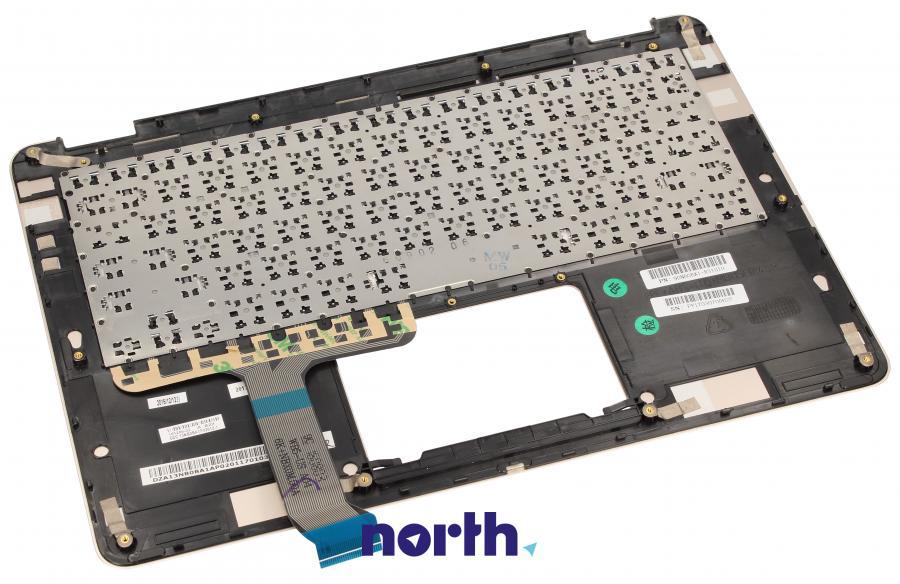 Obudowa górna + klawiatura do laptopa Asus 90NB0BA1R31UI0,1