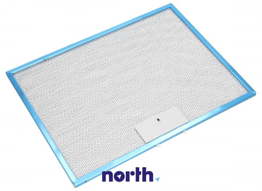 Filtr przeciwtłuszczowy metalowy (aluminiowy) do okapu Whirlpool 482000092088,2