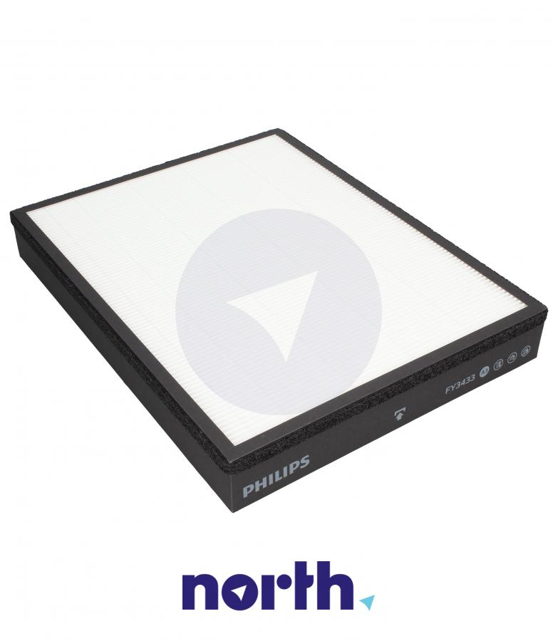 Filtr HEPA do oczyszczacza powietrza Philips FY3433/10 996510075473,2