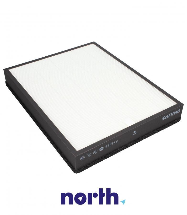 Filtr HEPA do oczyszczacza powietrza Philips FY3433/10 996510075473,3