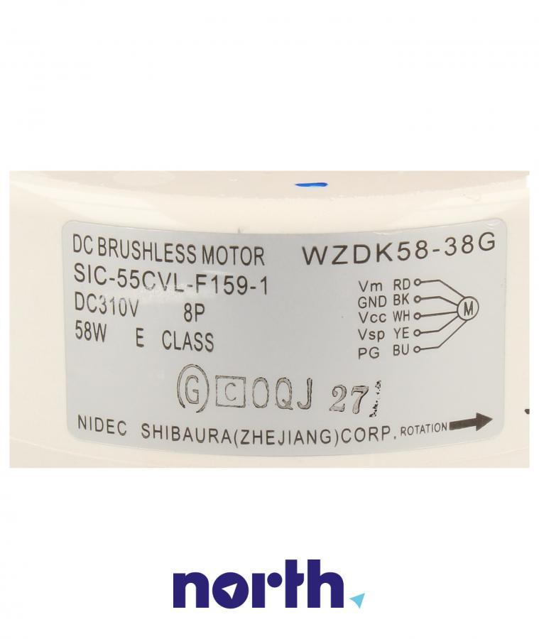 Silnik do wentylatora poprzecznego do klimatyzacji Electrolux 4055387502,4