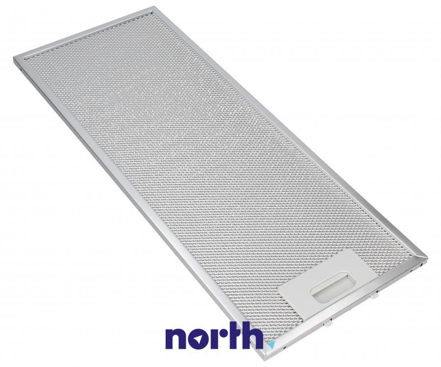 Filtr przeciwtłuszczowy metalowy (aluminiowy) do okapu Elica GRI0025433A,0