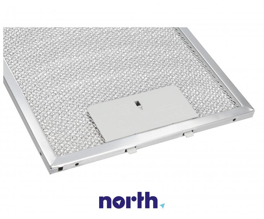 Filtr przeciwtłuszczowy metalowy (aluminiowy) do okapu Elica GRI0025433A,3