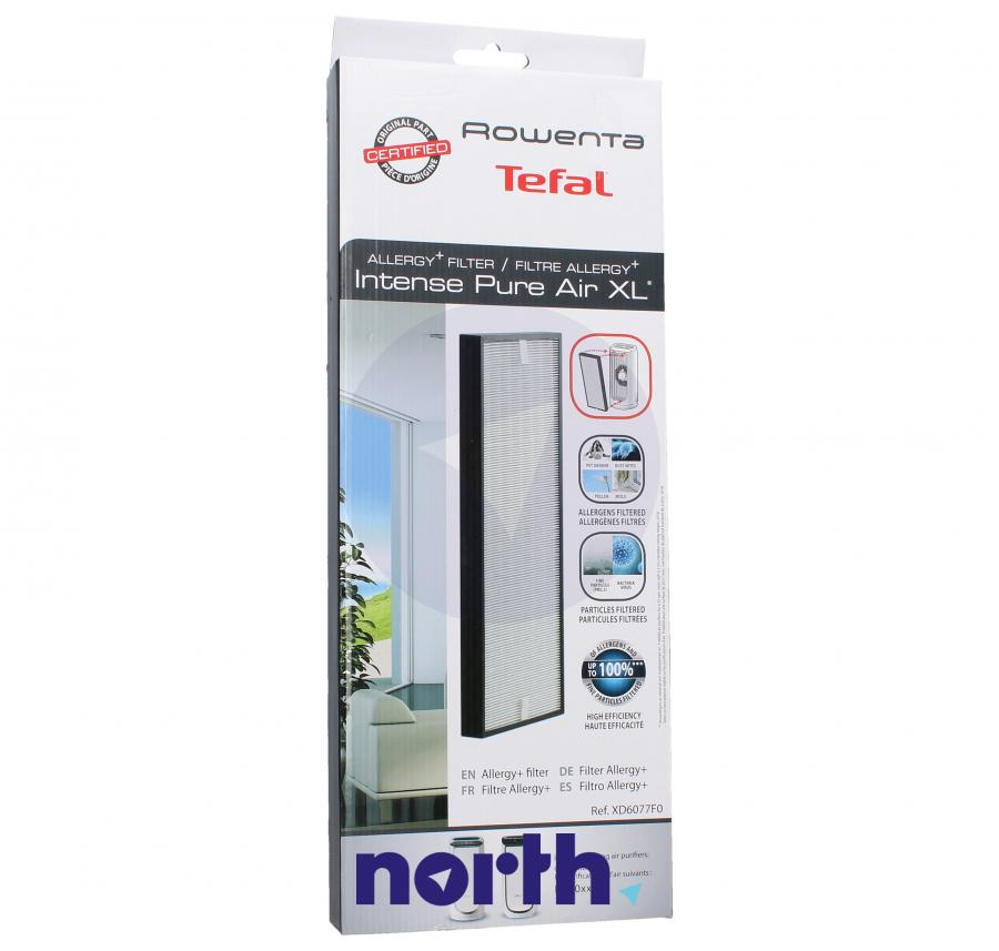 Filtr HEPA do oczyszczacza powietrza Rowenta XD6077F0,0