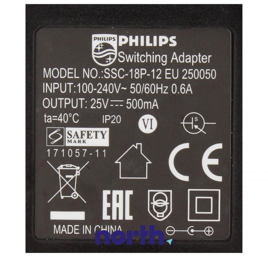 Ładowarka do odkurzacza Philips 432200626611,3