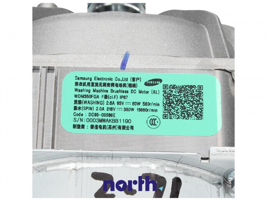 Silnik napędowy do pralki Samsung DC9300586E,3