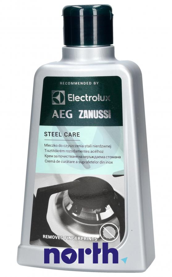 Środek do pielęgnacji stali nierdzewnej matowej i błyszczącej (płyn) M3SCC200 300ml,0