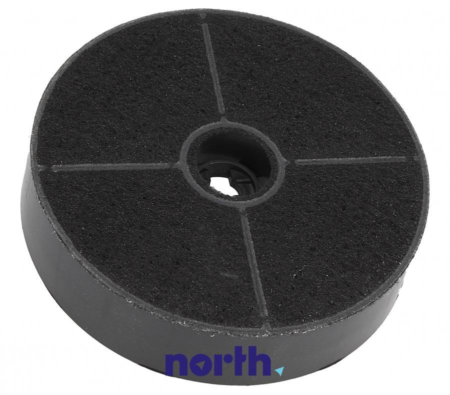 Filtr węglowy w obudowie okrągły do okapu Beko 9178013648,1