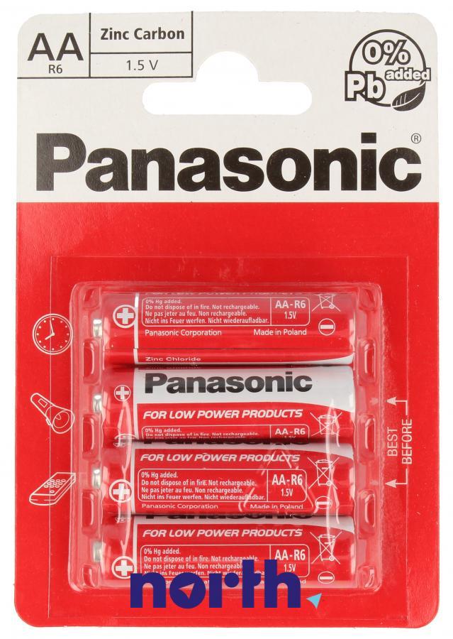 Bateria cynkowa AA Panasonic,0