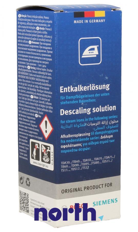 Odkamieniacz 4x25ml do żelazka Bosch 00311972,0