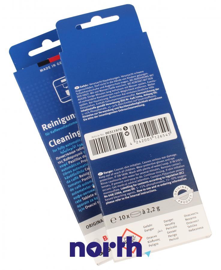 Tabletki czyszczące do ekspresu Bosch 00311979,1