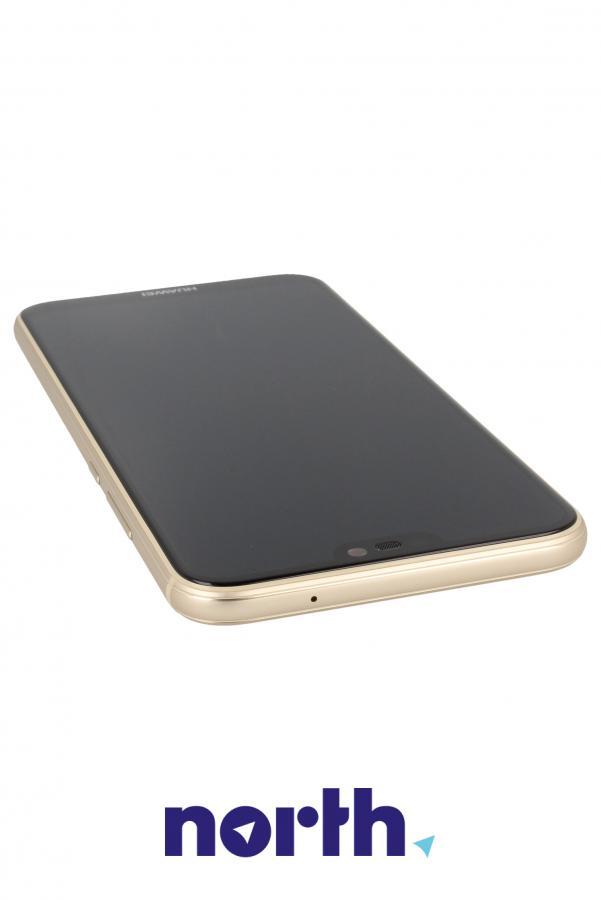 Panel dotykowy z wyświetlaczem, obudową i baterią do smartfona HUAWEI 02351WRN,2