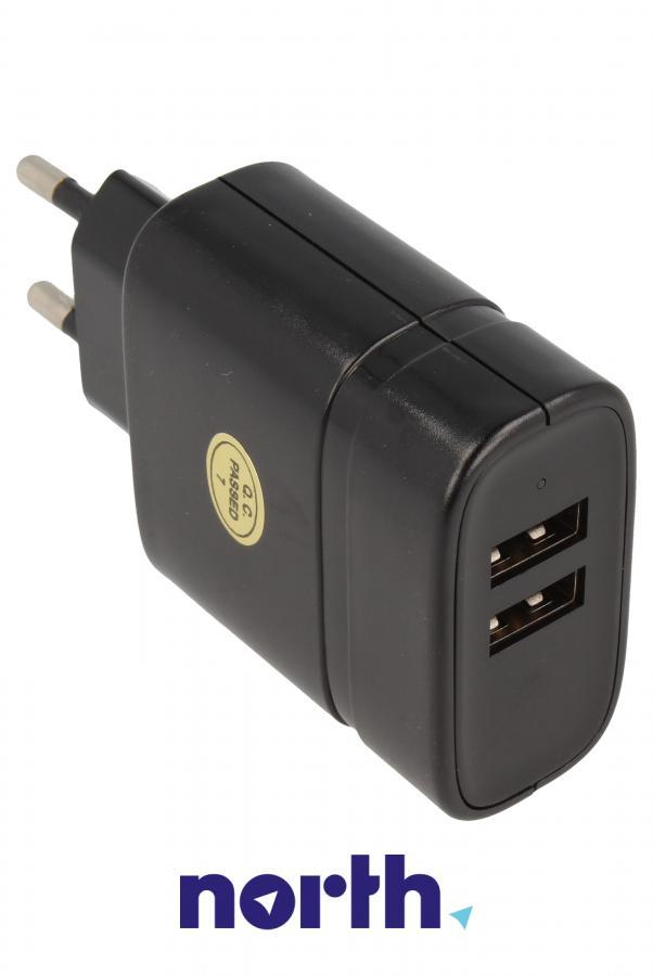 Ładowarka sieciowa z 2 gniazdami USB do smartfona Apple MWAA15W1,2