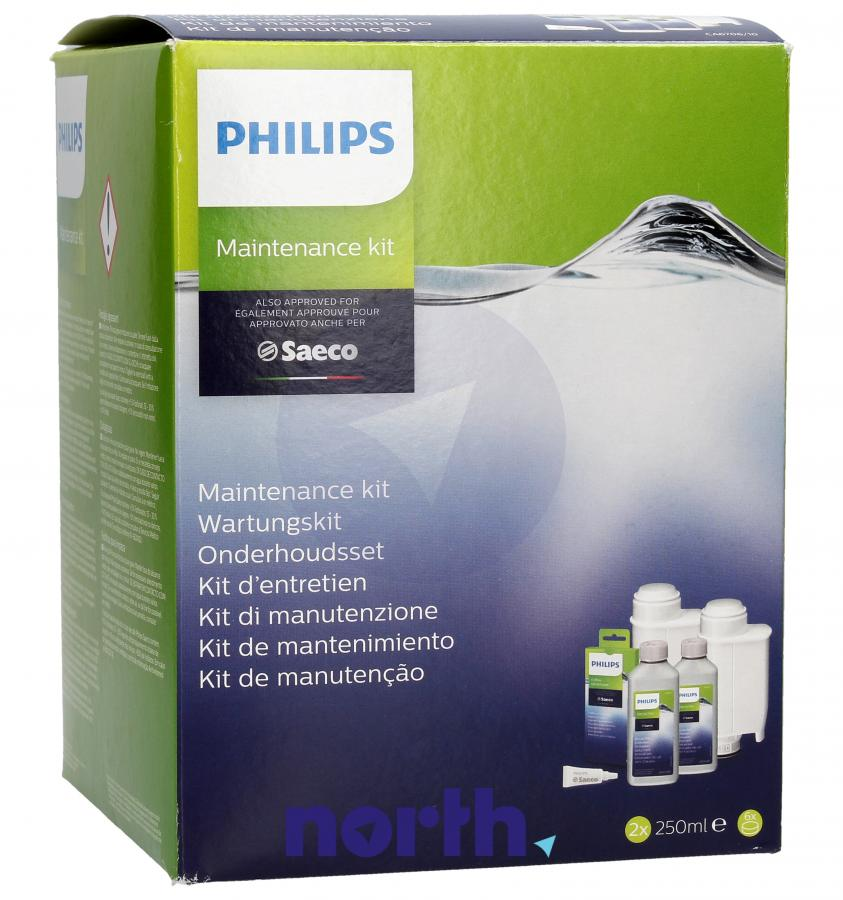 Zestaw do konserwacji do ekspresu do kawy Philips CA6706/10,0