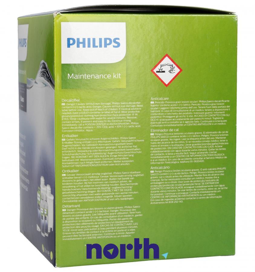 Zestaw do konserwacji do ekspresu do kawy Philips CA6706/10,1