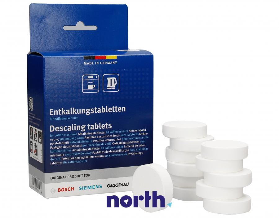Tabletki odkamieniające do ekspresu Siemens 00311893,0