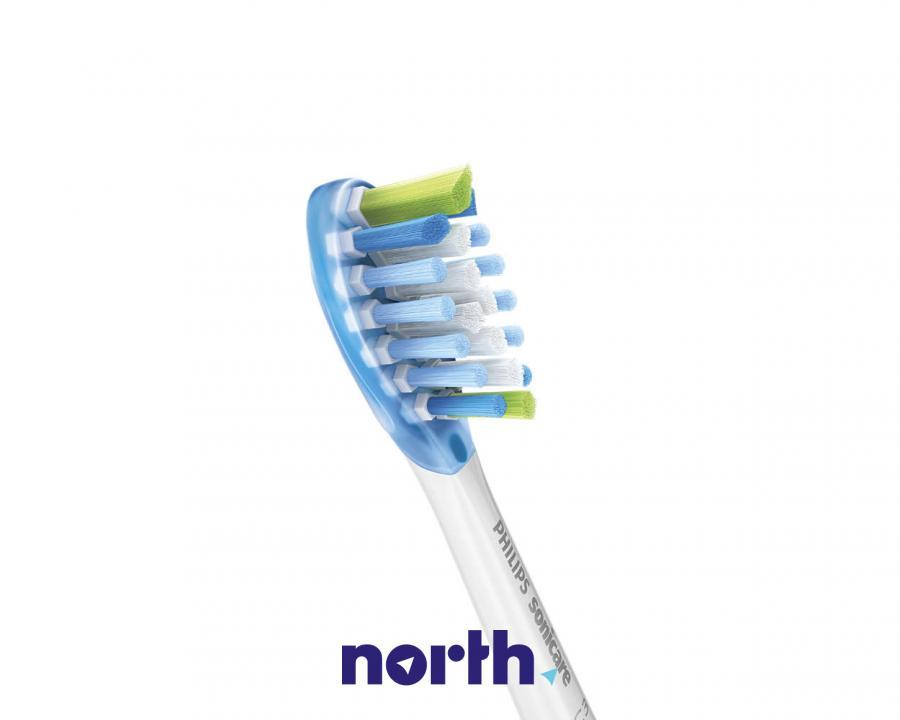 Końcówki Sonicare (3szt.) do szczoteczki do zębów PHILIPS/SAECO HX9073/07 HX907307,2