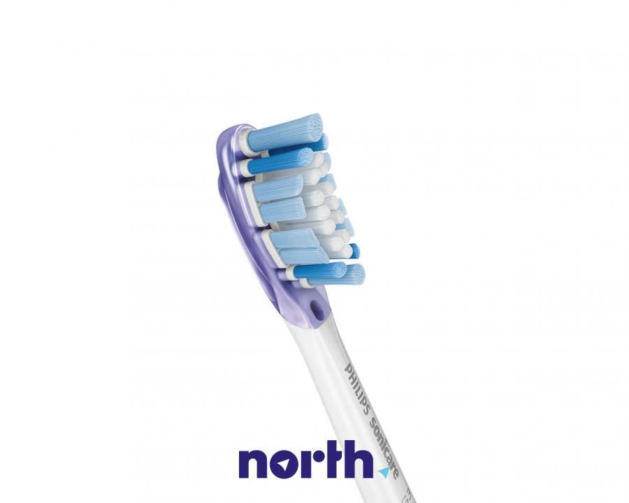 Końcówki Sonicare (3szt.) do szczoteczki do zębów PHILIPS/SAECO HX9073/07 HX907307,3