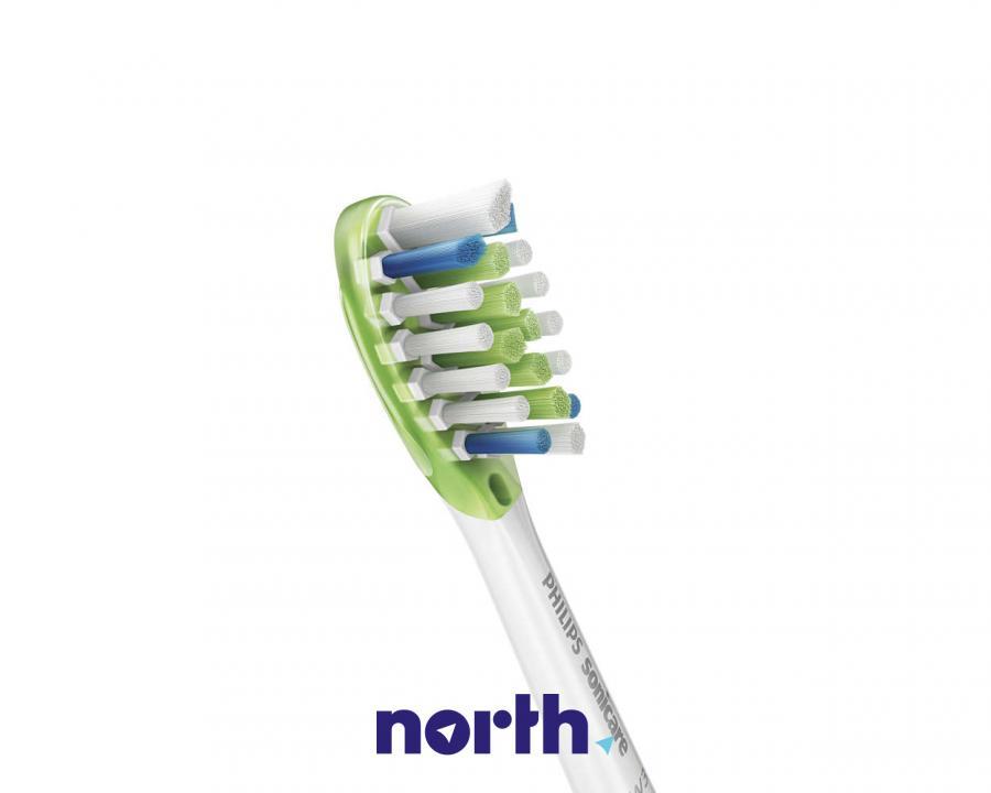 Końcówki Sonicare (3szt.) do szczoteczki do zębów PHILIPS/SAECO HX9073/07 HX907307,4