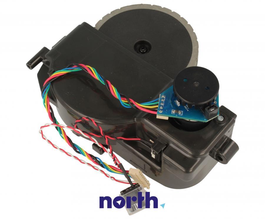 Lewe koło z mechanizmem napędowym do robota sprzątającego ECOVACS 10000822,2