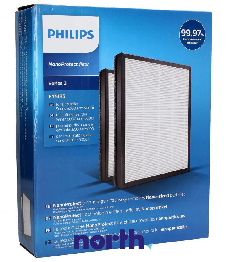 Filtr HEPA do oczyszczacza powietrza Philips FY518530,0