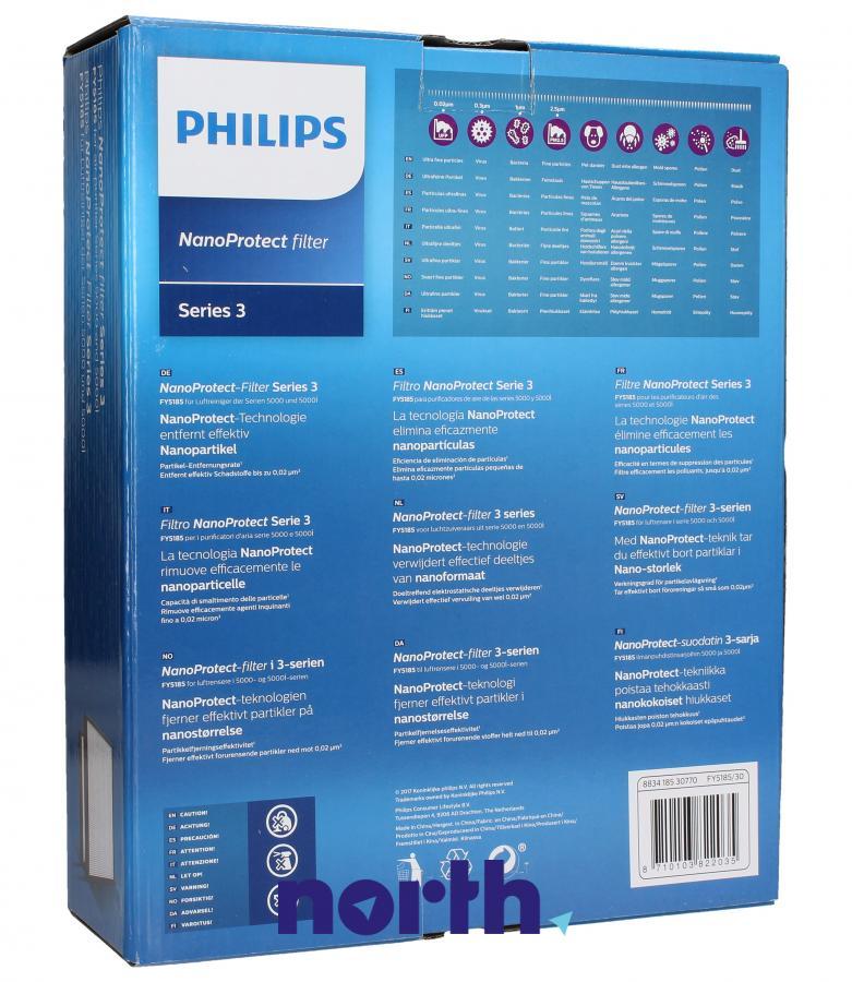 Filtr HEPA do oczyszczacza powietrza Philips FY518530,1