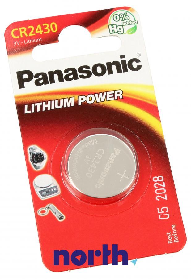 Bateria litowa 3V 280mAh Panasonic,0
