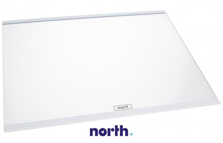 Półka szklana z ramkami do komory chłodziarki do lodówki Samsung DA9719047A,1