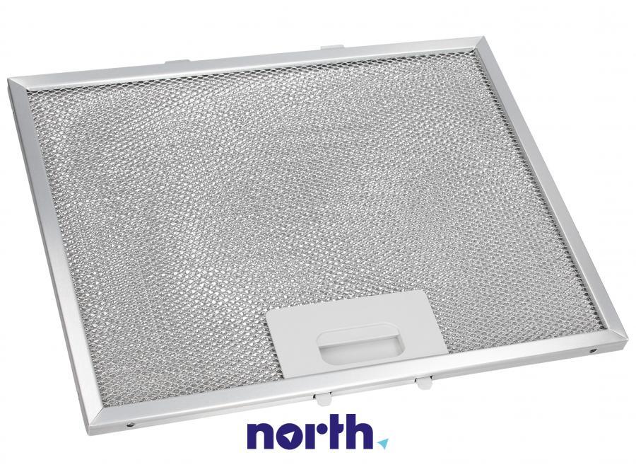 Filtr przeciwtłuszczowy metalowy (aluminiowy) do okapu Elica GF024B,0