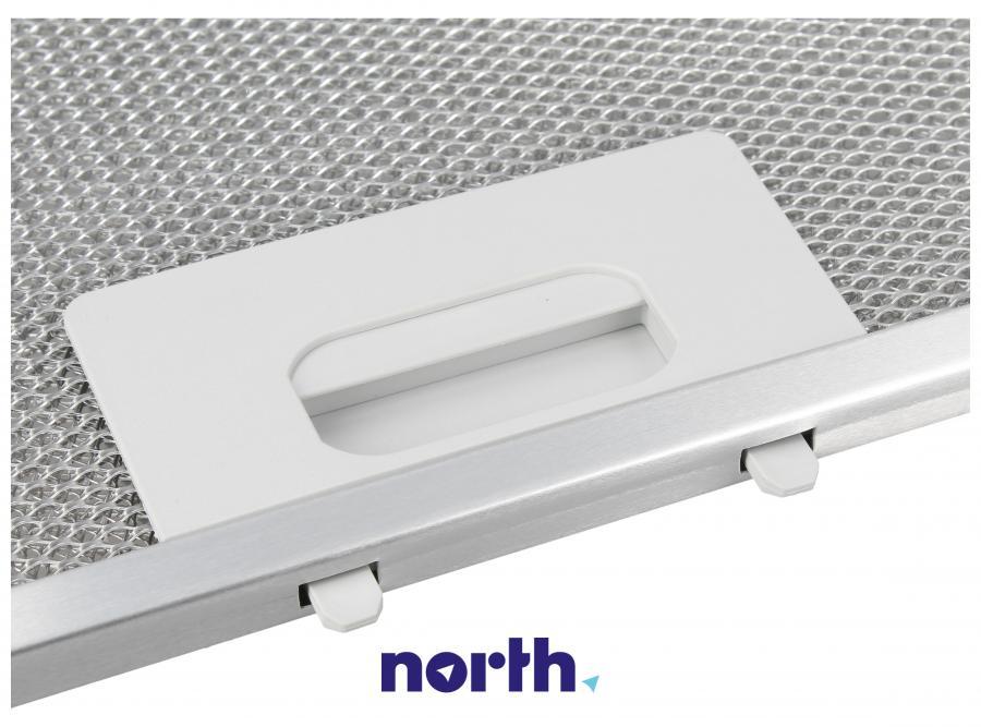 Filtr przeciwtłuszczowy metalowy (aluminiowy) do okapu Elica GF024B,1