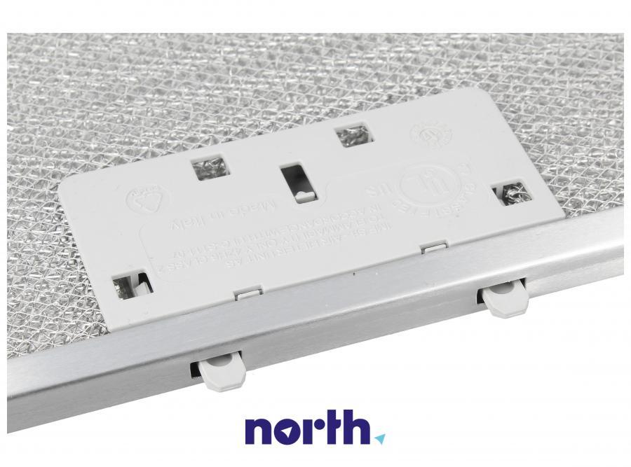 Filtr przeciwtłuszczowy metalowy (aluminiowy) do okapu Elica GF024B,2