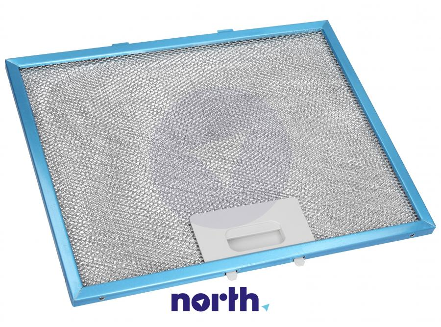 Filtr przeciwtłuszczowy metalowy (aluminiowy) do okapu Elica GF024B,3