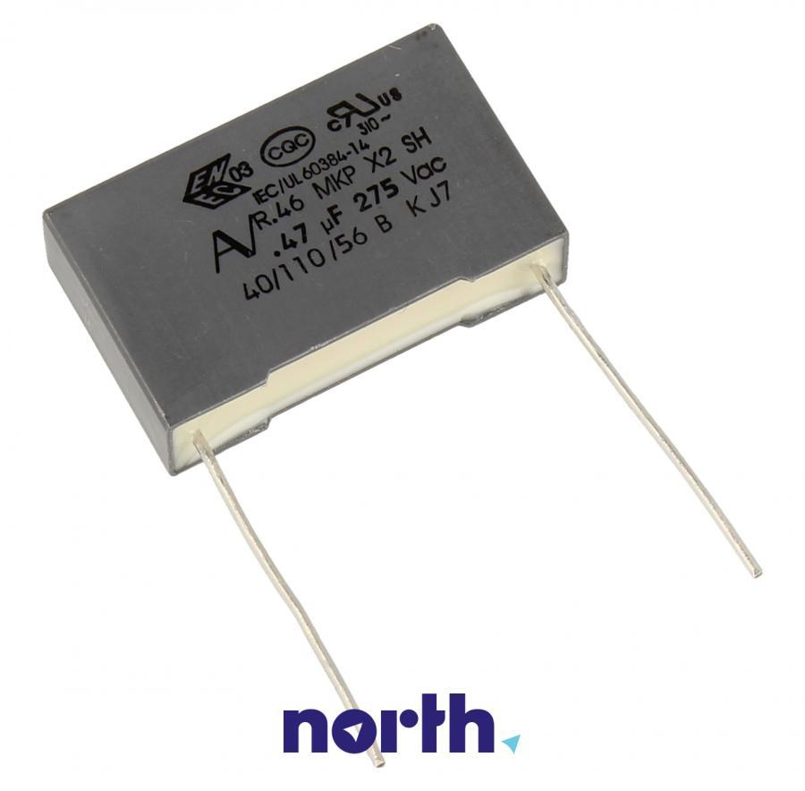 1200920304 Kondensator CAP TH POLY 470NF 275VAC-560VDC %10 X2 GRUNDIG,0