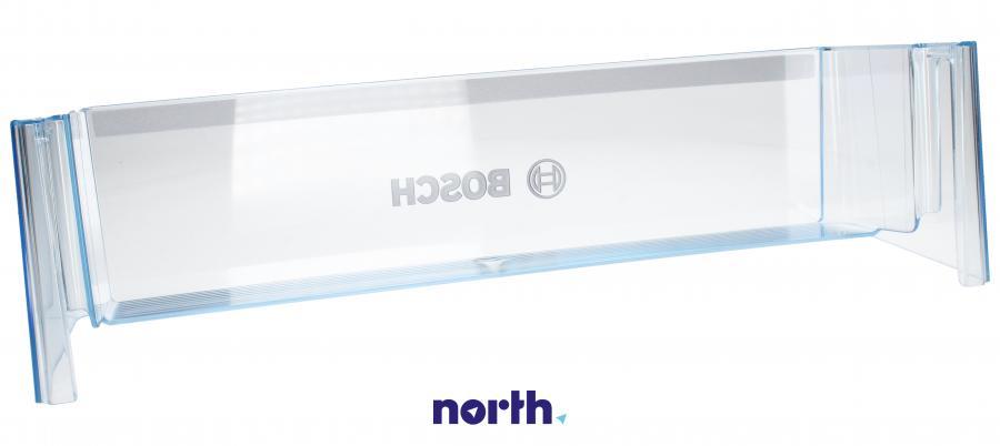 Dolna półka na drzwi chłodziarki do lodówki Bosch 11025160,1