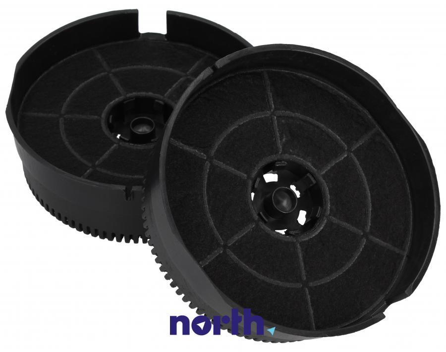 Filtr węglowy w obudowie okrągły do okapu Elica CFC0038000,1