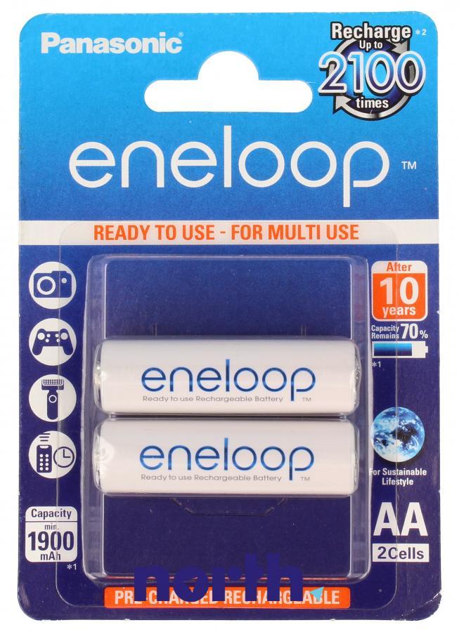 Eneloop Akumulatorek AA 1.2V 1900mAh Panasonic (2szt.),0