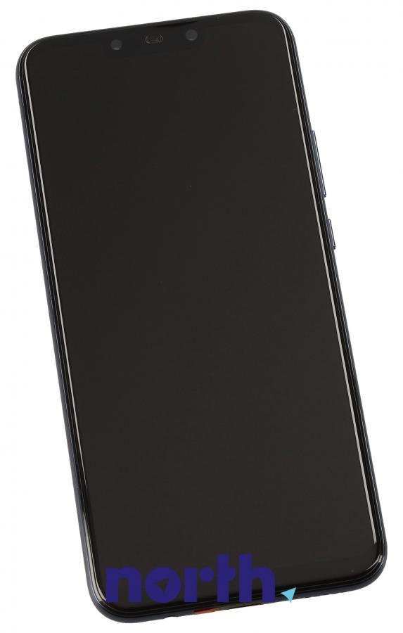 Panel dotykowy z wyświetlaczem, obudową i baterią do smartfona HUAWEI 02352GTT,0