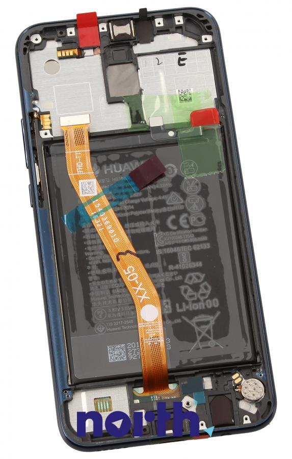 Panel dotykowy z wyświetlaczem, obudową i baterią do smartfona HUAWEI 02352GTT,1