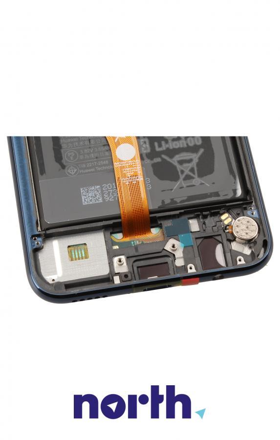 Panel dotykowy z wyświetlaczem, obudową i baterią do smartfona HUAWEI 02352GTT,2