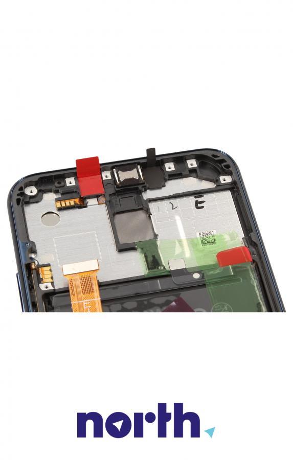Panel dotykowy z wyświetlaczem, obudową i baterią do smartfona HUAWEI 02352GTT,3