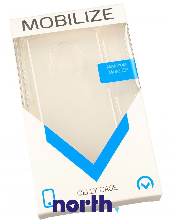 Etui silikonowe do smartfona Motorola Moto G6 24314,0