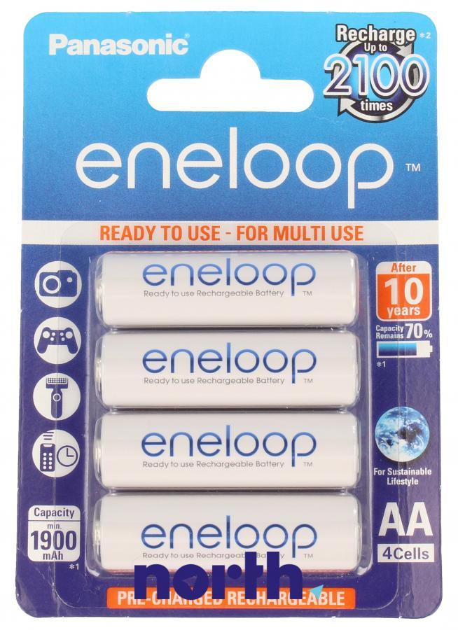 Eneloop Akumulatorek AA 1.2V 1900mAh Panasonic (4szt.),0