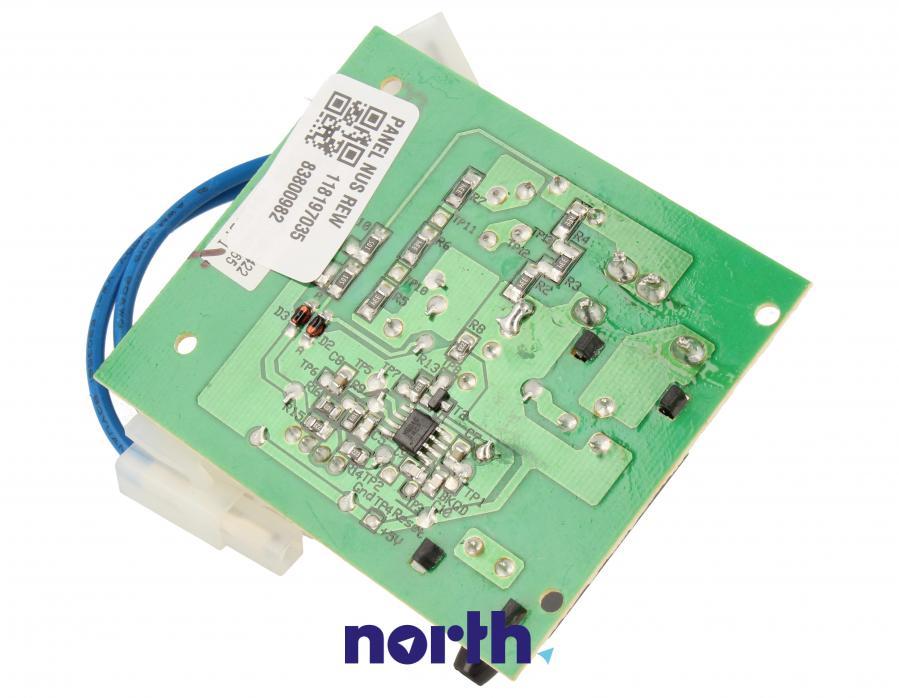 Płytka elektroniki do odkurzacza ELECTROLUX / AEG 1181970359,2