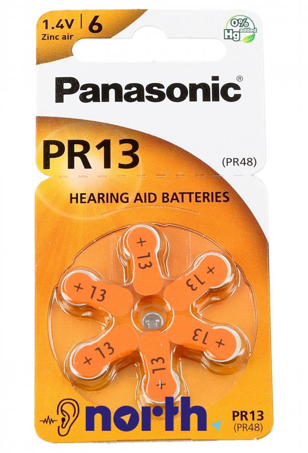 Bateria do aparatów słuchowych Panasonic,0