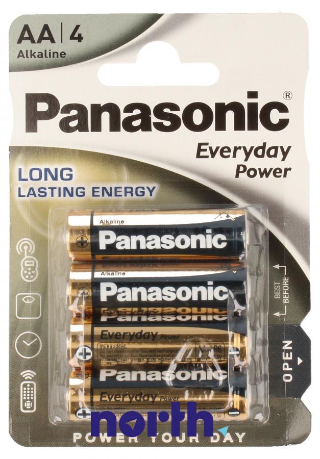 Bateria AA (Everyday Power) 1.5V Panasonic (4szt.),0