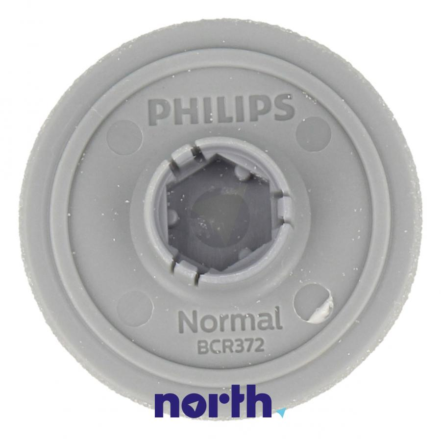 Pilnik głowicy wygładzającej do depilatora Philips 422203632491,1