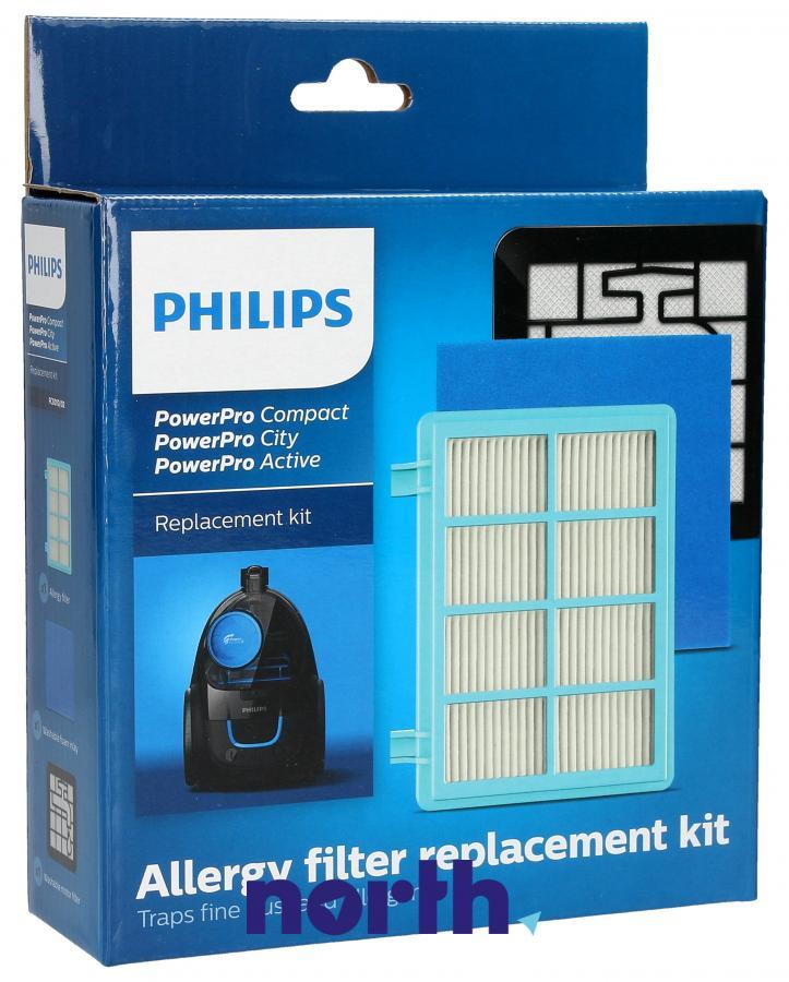 Filtry do odkurzacza Philips PowerPro FC8010/02,0