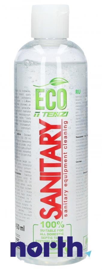 Ekologiczny płyn do mycia łazienek Tenzi ECO Sanitary 450 ml,1